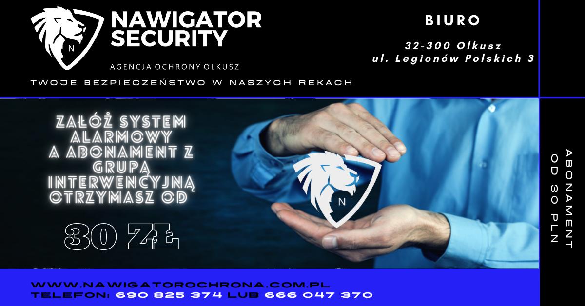 Nawigator Ochrona